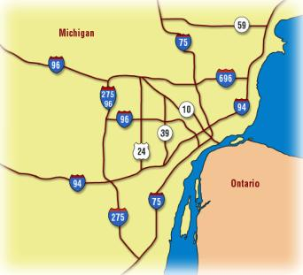 DETROIT, MICHIGAN 511 CASE STUDY - FHWA Office of Operations