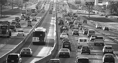 I 10 west houston traffic