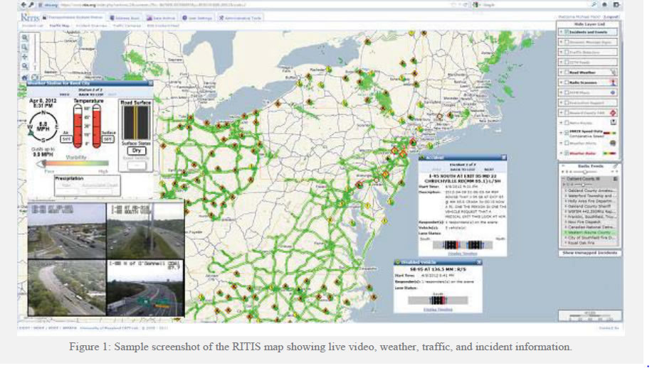 Deploying Advanced Technology Infrastructure for Transportation
