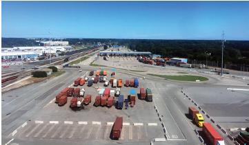 Virginia Port Authority - Truck Reservation System Expansion