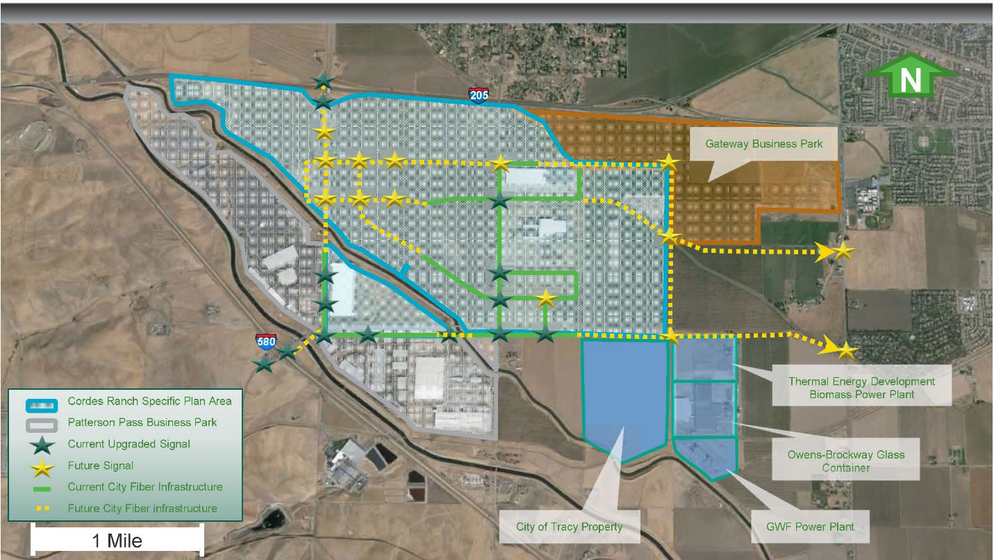 ATCMTD Proposal: Central Valley Gateway ITS Project - FHWA Office of