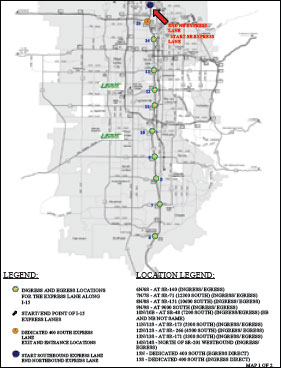 FHWA Office of Operations - National Road Pricing Conference ... on i-15 south map, 15 freeway map, i 15 mile marker map, i 15 california map, i 15 idaho map,