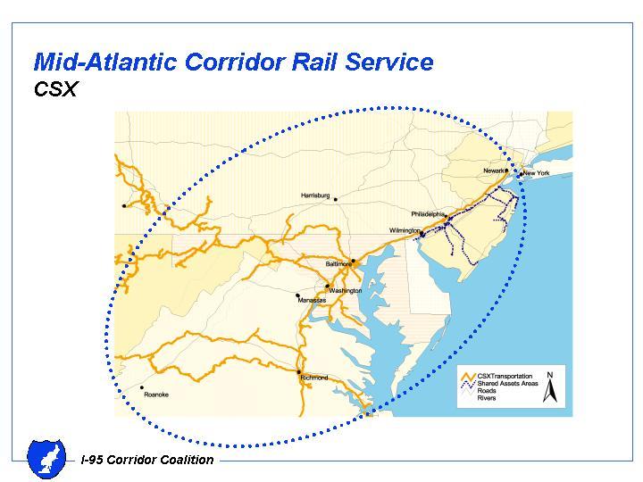 Untitled Document - Csx railroad map