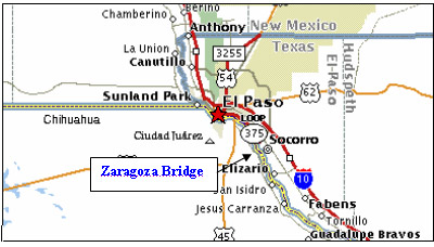Zaragoza Site Report Page 1 of 3  FHWA Freight Management and