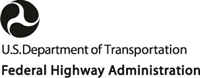 U.S Department of Transportation / Federal Highway Administration Logo