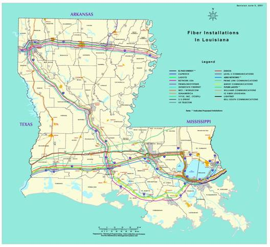 Rural Interstate Corridor Communications Study Report To