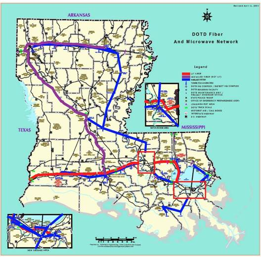 Rural Interstate Corridor Communications Study Report to States ...
