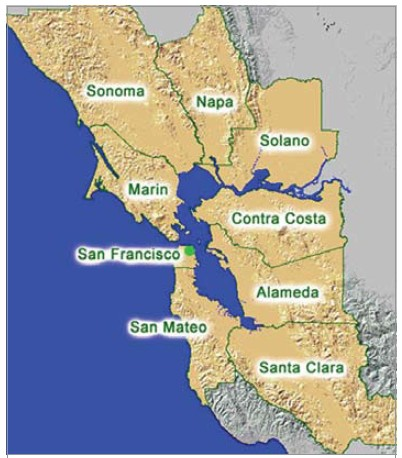 Metropolitan Transportation Commission San Francisco Bay Area