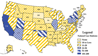Freight And Air Quality Handbook Strategies For Freight - Us weigh station map