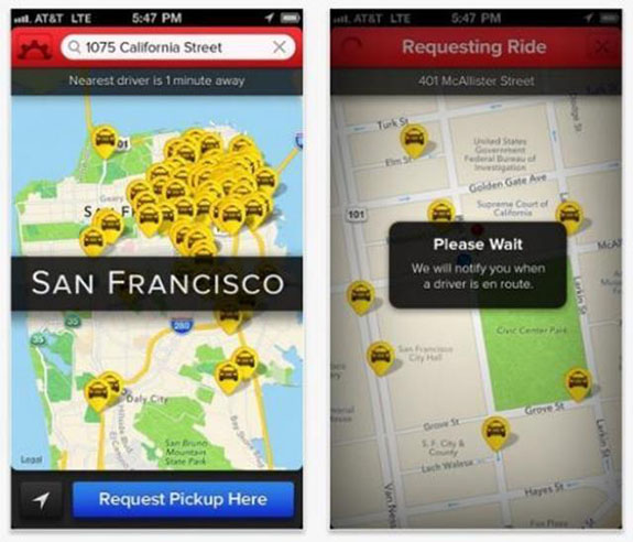 Smartphone Applications to Influence Travel Choices Practices and