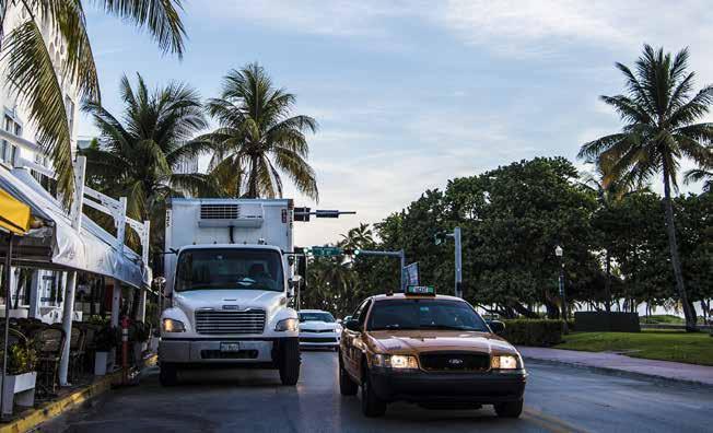 Zone  Parking Miami Beach