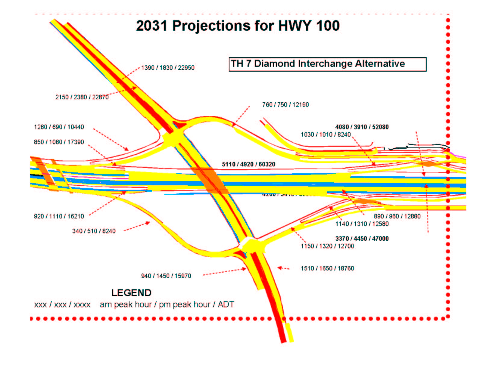 Demand Forecasting Examples Traffic Demand Forecast at