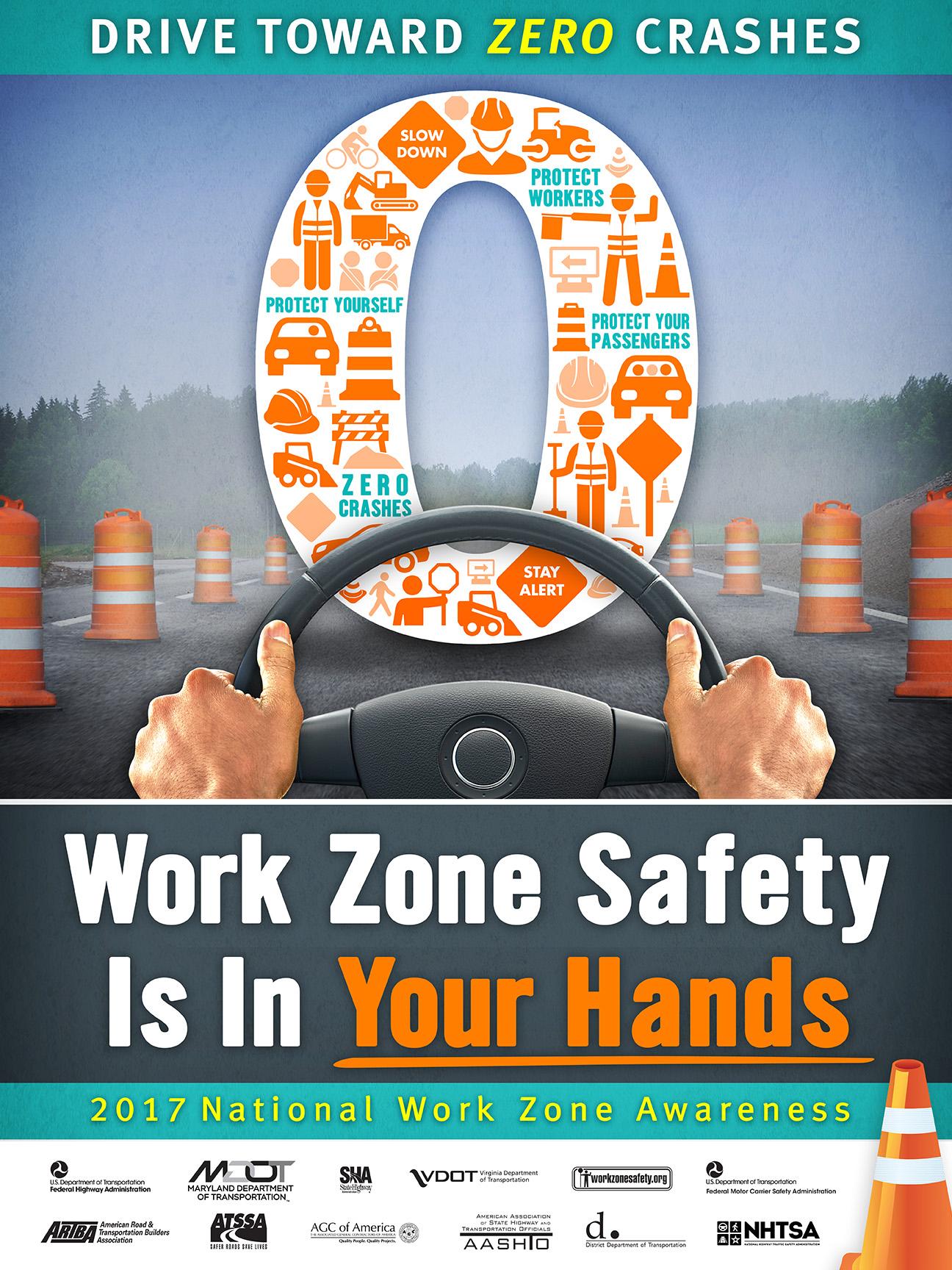 Spring Ideas National Work Zone Awareness Week Fhwa Work Zone