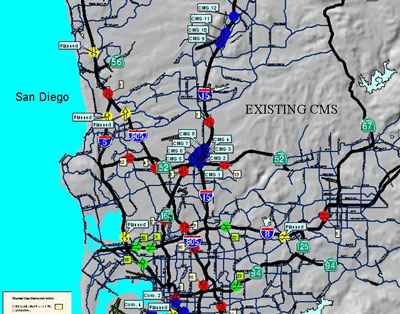 Transportation Management Plan I-5/I-805 Widening Project